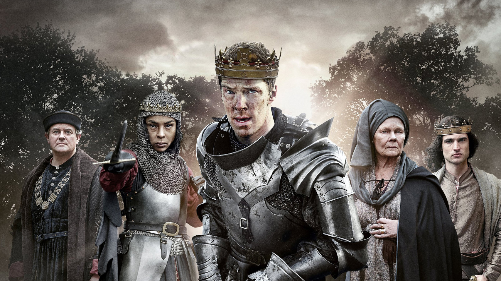 The Hollow Crown is…Early 21st Century Shakespeare in a Medieval Setting