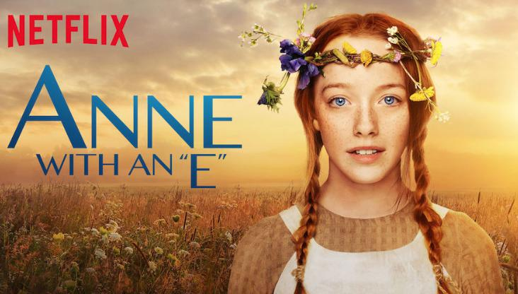 netflix anne with an e