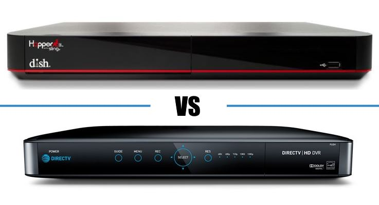dish hopper 3 vs directv dvr