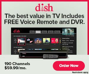 DISH free voice remove and DVR