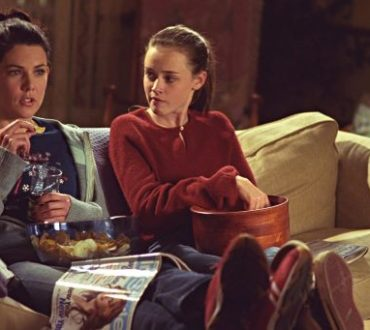 Throwback Monday; Gilmore Girls