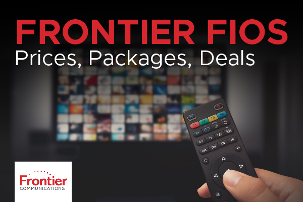 Frontier FiberOptic Internet & TV – New 2020 Pricing & Exclusive Deals