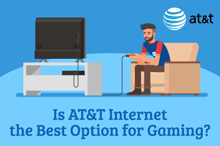 ATT Gaming Internet - Featured Image