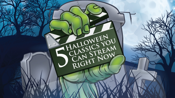 5 Halloween Classics You Can Stream Right Now