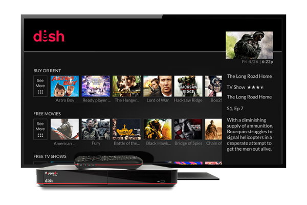DISH Network Deals for TV (NEW May 2020)
