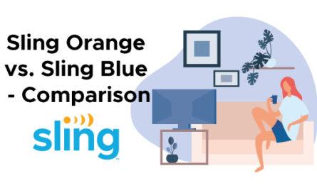 Sling Orange vs Sling Blue Comparison