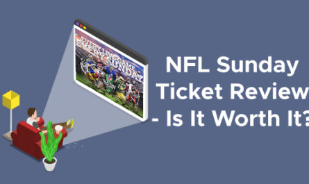 NFL Sunday Ticket Review