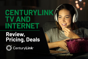 CenturyLink TV and Internet – Pricing & Deals for 2021