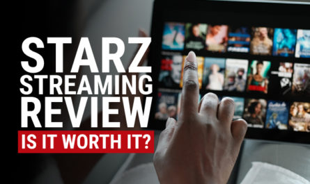 Starz Streaming Review