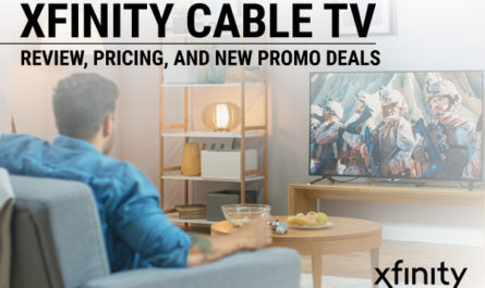 Xfinity Cable TV Review, Pricing, and Promo Deals